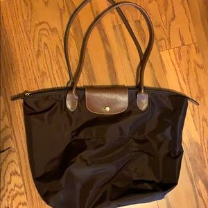 Longchamp bag medium le Pilage